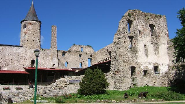 ハプサル僧正の城�