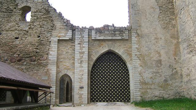 ラクベラ城門