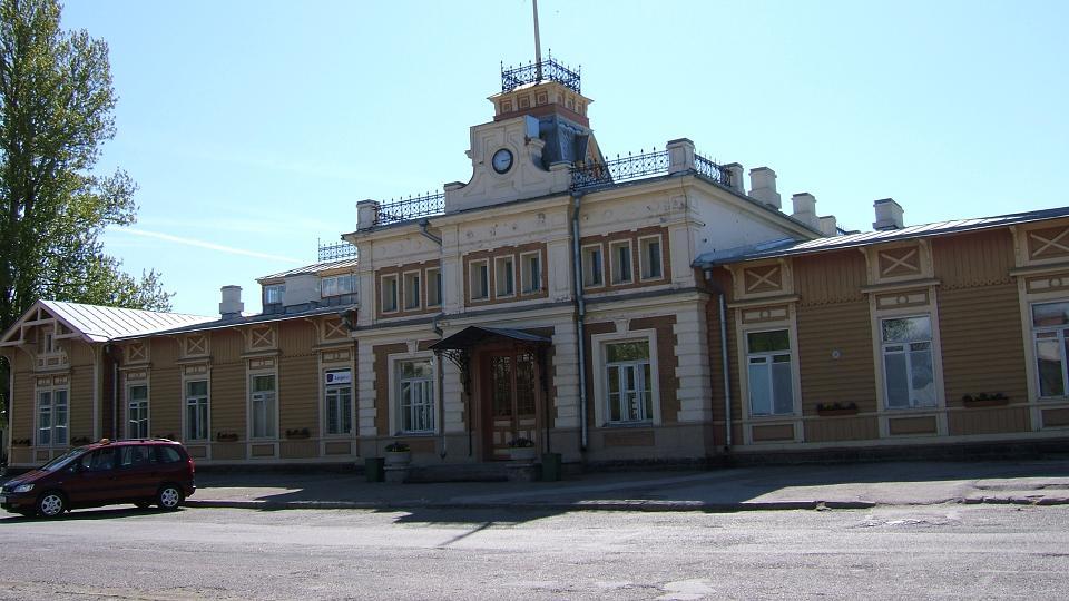 ハプサル駅