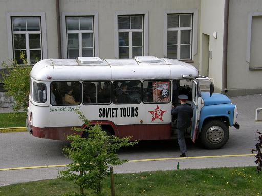 ソビエトツアー