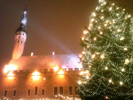クリスマス in 旧市街