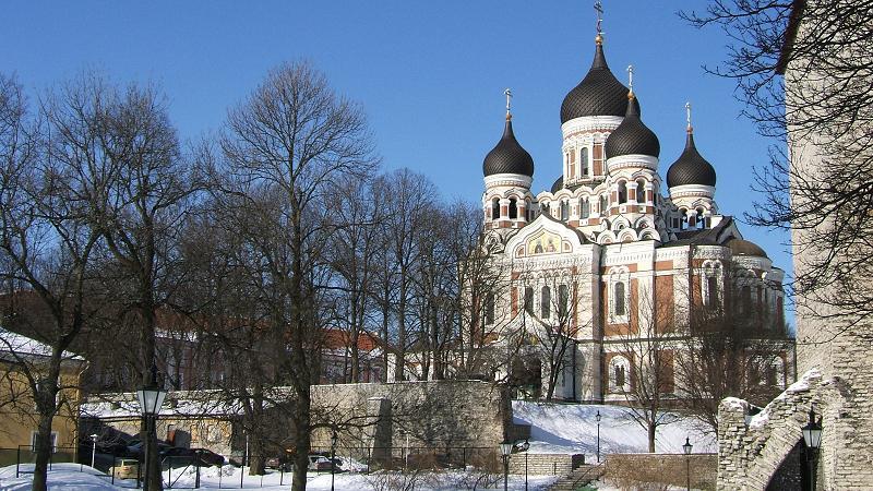 アレキサンドル ネフスキー聖堂
