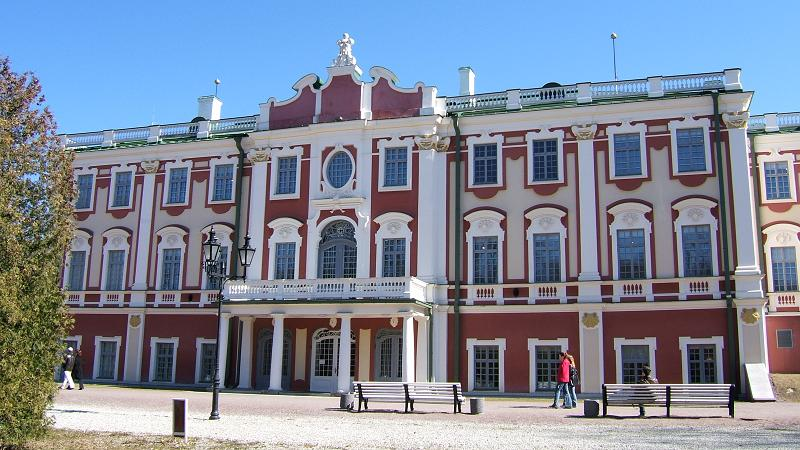 海外美術館(カドリオルク宮殿)