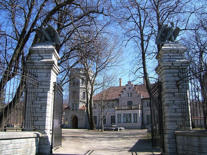 マーリヤマエ宮殿