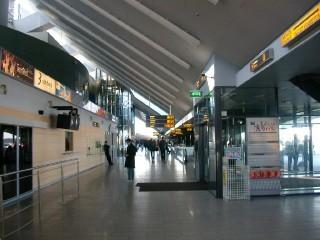 タリン空港1