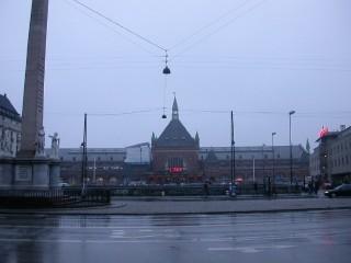コペンハーゲン中央駅 - 正面